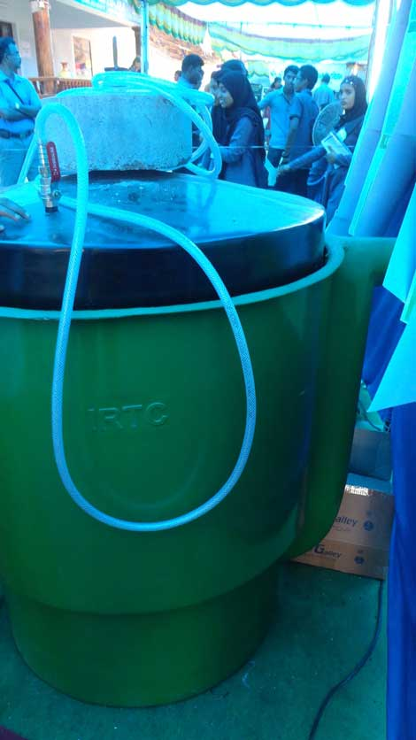What is the cost of biogas plant in kerala - Biogas Plant