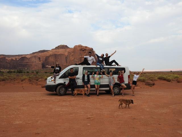 Poradnik Camp USA #6 - Jak tanio podróżować po USA? Ameryka za 1200$.