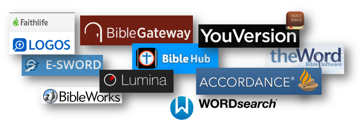 Biblical Studies and Technological Tools: Best Free Bible