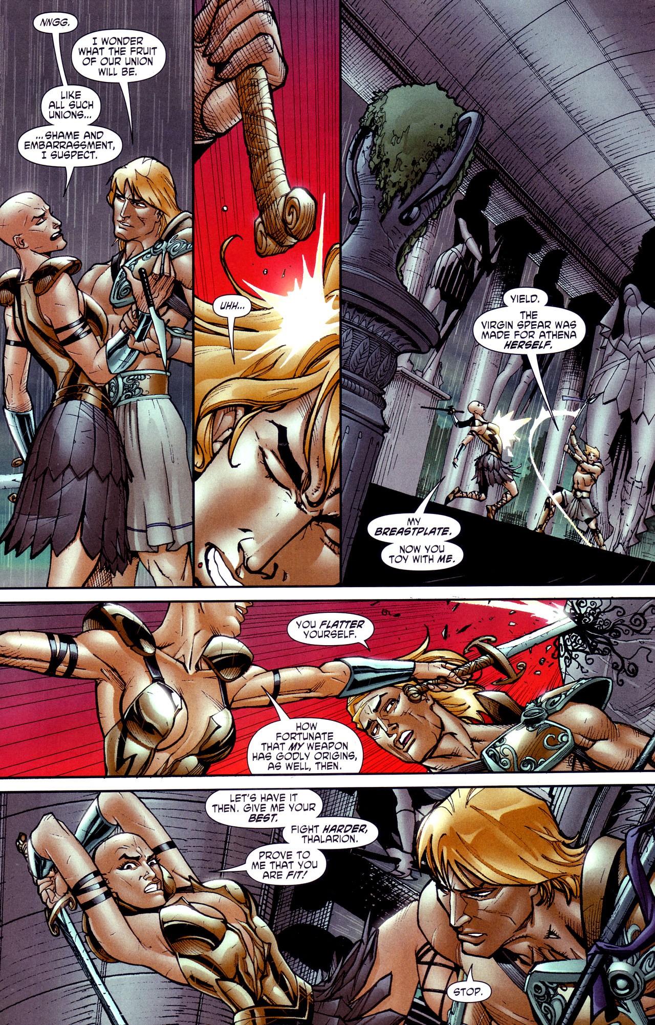 Read online Wonder Woman (2006) comic -  Issue #37 - 11