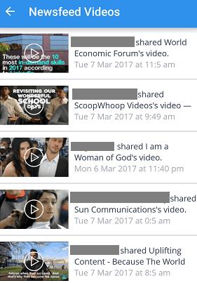 Beginilah Cara Berbagi Video dari Facebook ke WhatsApp di Android dan iPhone 5