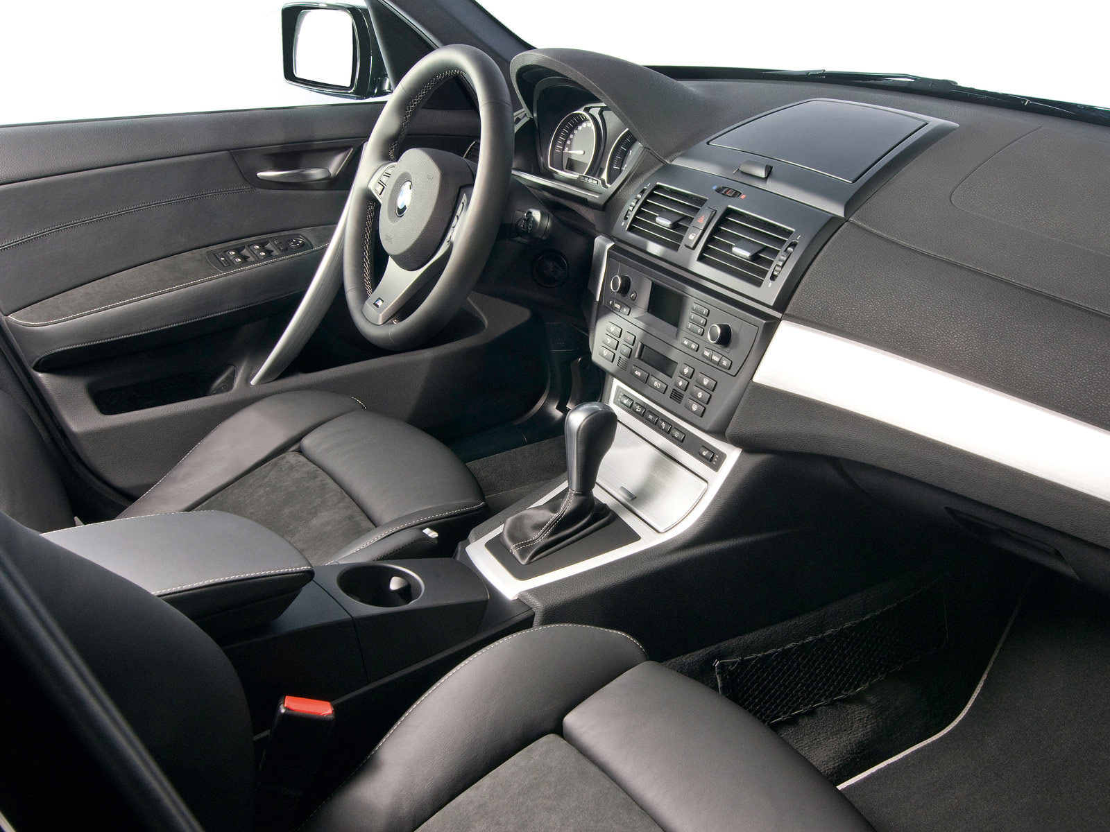Mobil BMW X3 Limited Sport Edition 2009