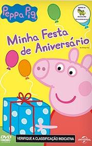 Filme Peppa Pig Minha Festa de Aniversário