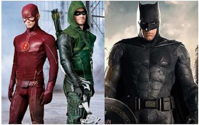 באטמן ביקום הטלוויזיוני של DC: כל האזכורים לאביר האפל בסדרות של CW ו-DC