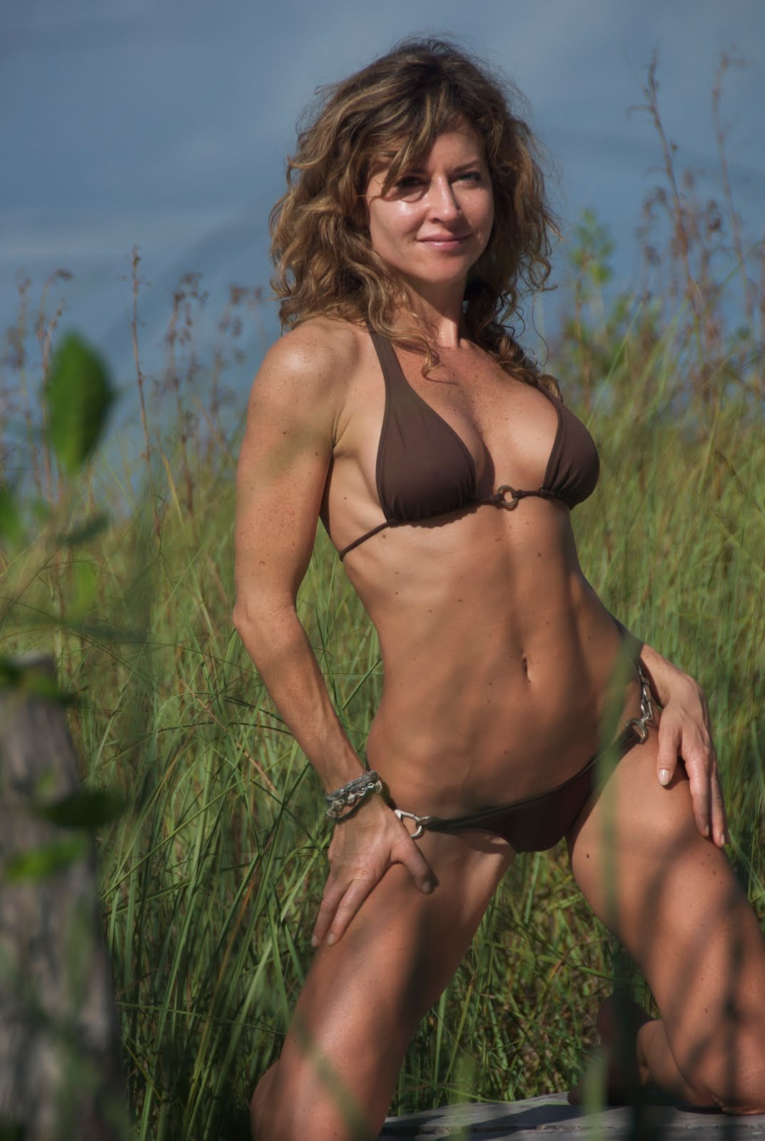 Older Fitness Models : older, fitness, models, Weights…