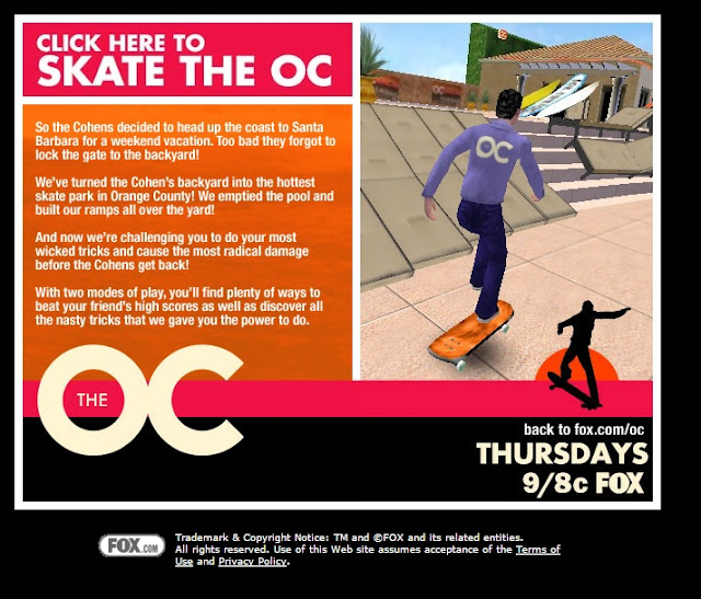 the o.c. skate game online skate the o.c.