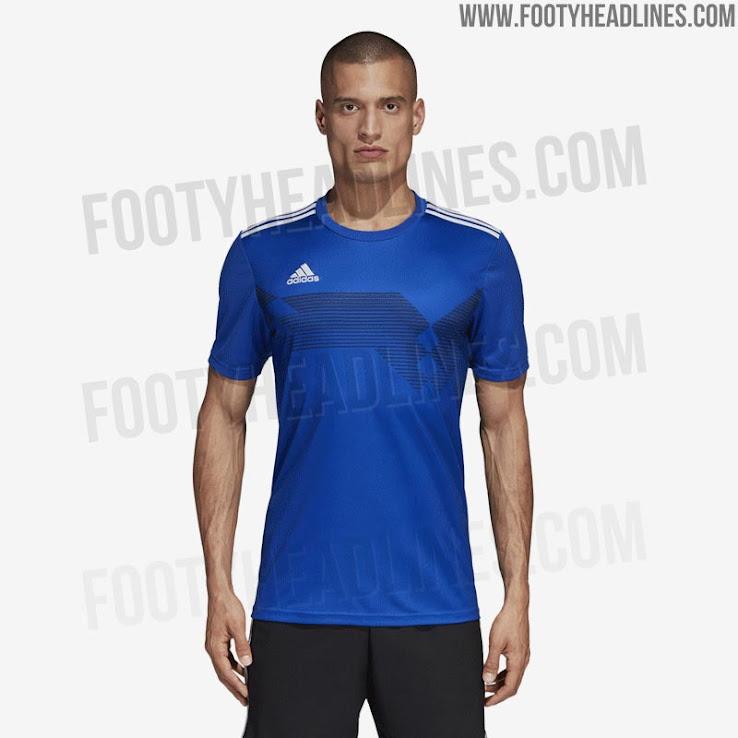 Inspired by Germany: Adidas Campeon 19 Teamwear Jerseys ...