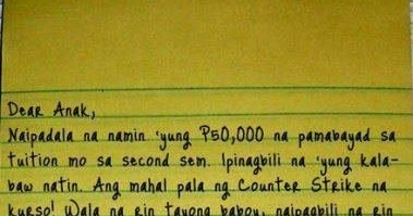 letter christmas friends tagalog for jokes tagalog pinoy pictures funny funny humor