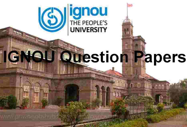 IGNOU Question Papers
