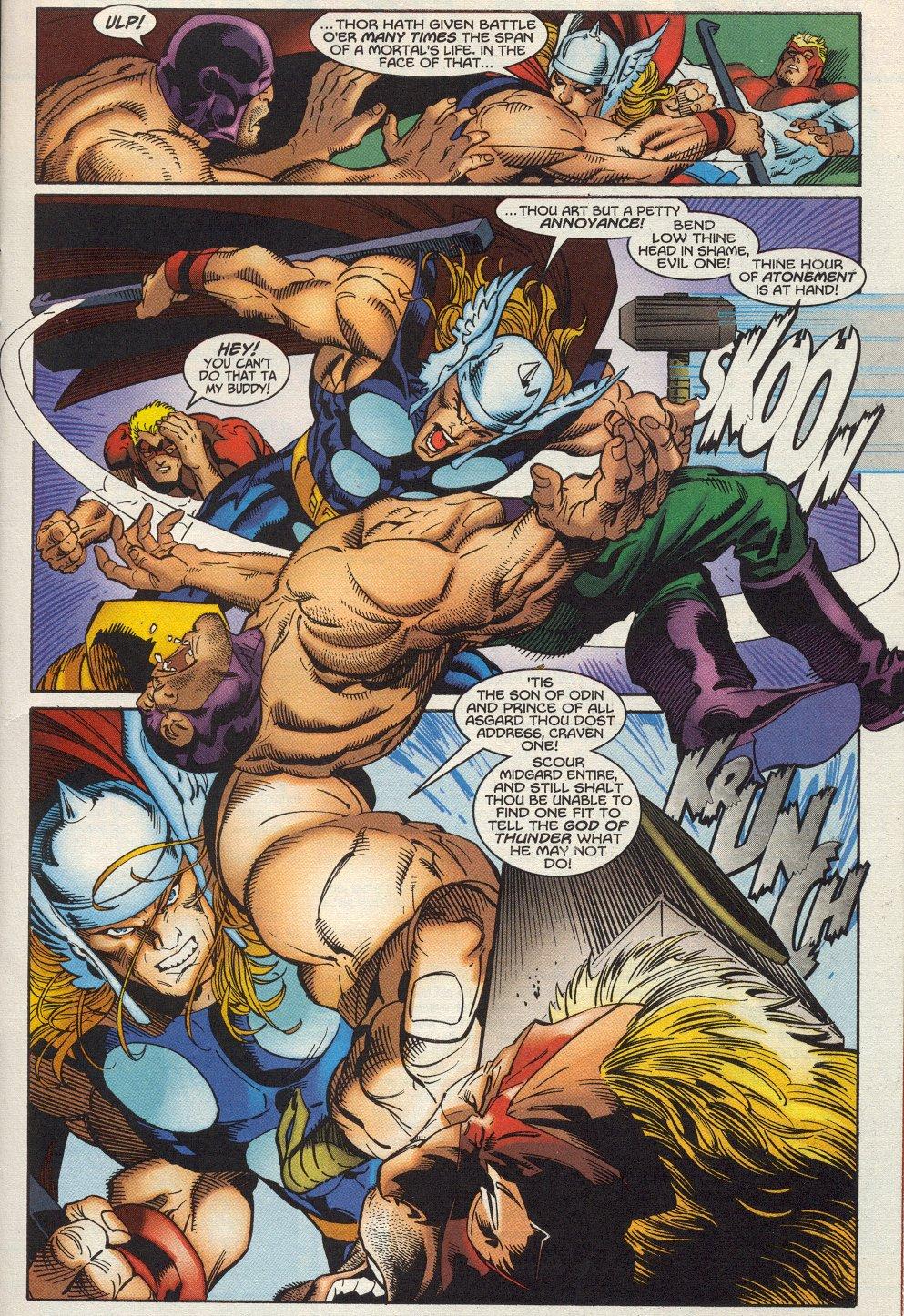 Thor (1998) Issue #29 #30 - English 23
