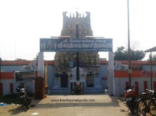 Vaithiyanatha Eswarar temple in Tirukalimedu