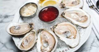 Oysters - Increase Sperm Count
