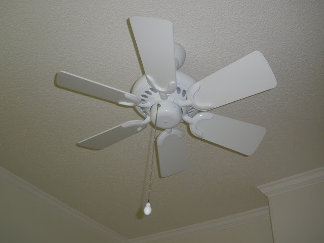 Mariette S Back To Basics Our Energy Star Ceiling Fans
