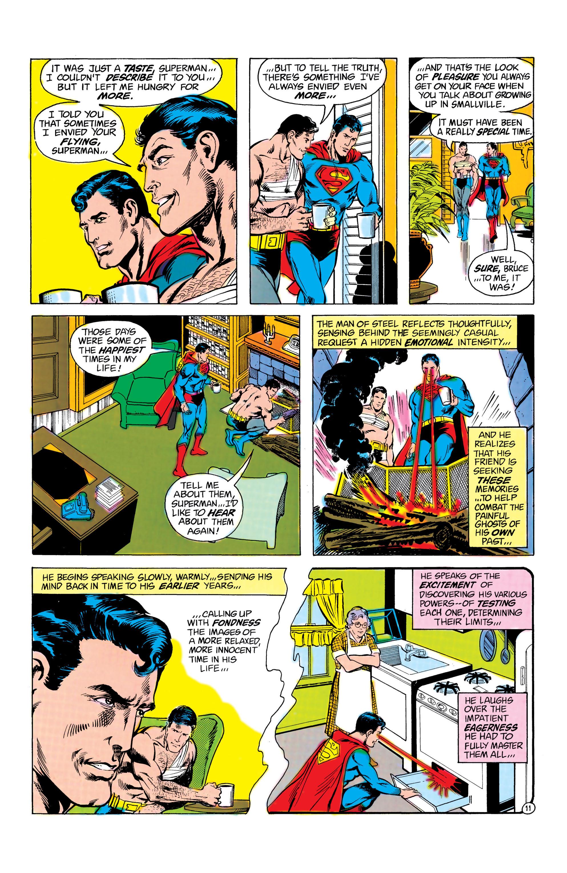 Read online World's Finest Comics comic -  Issue #285 - 12