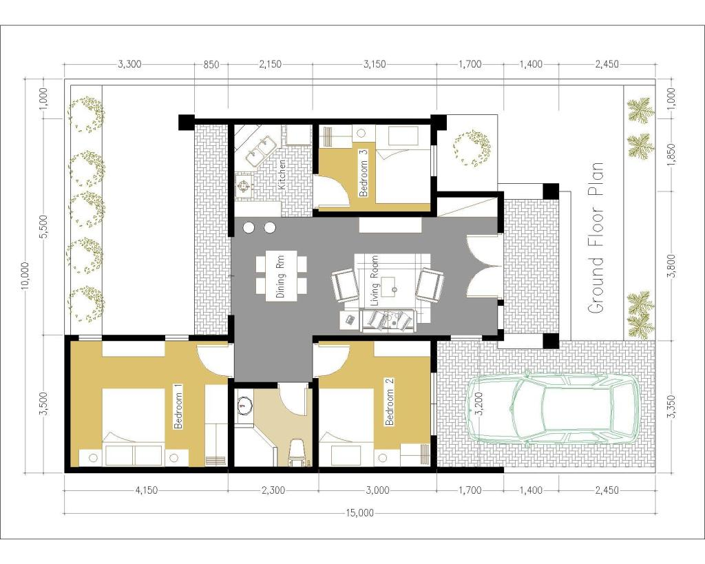 Wc Plan Small House Design Best House Plan Design