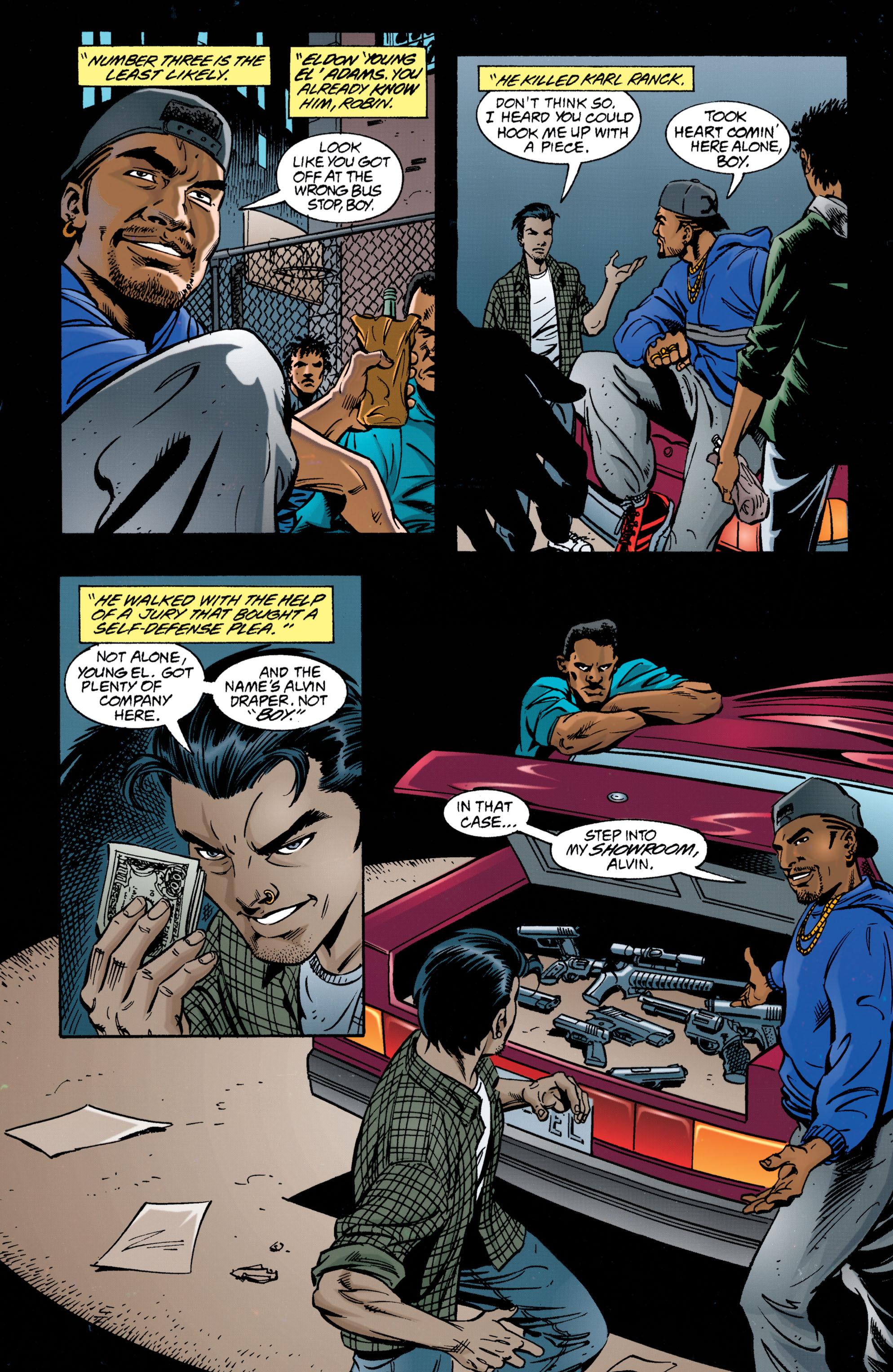 Detective Comics (1937) 698 Page 15