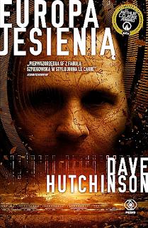 Europa jesienią - Dave Hutchinson
