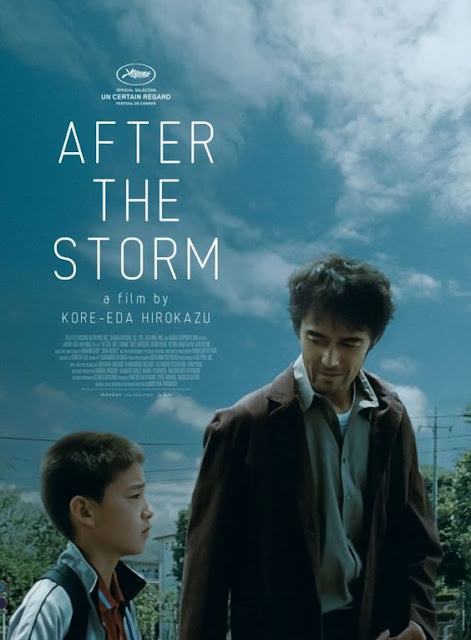 After the Storm (2016), Poster