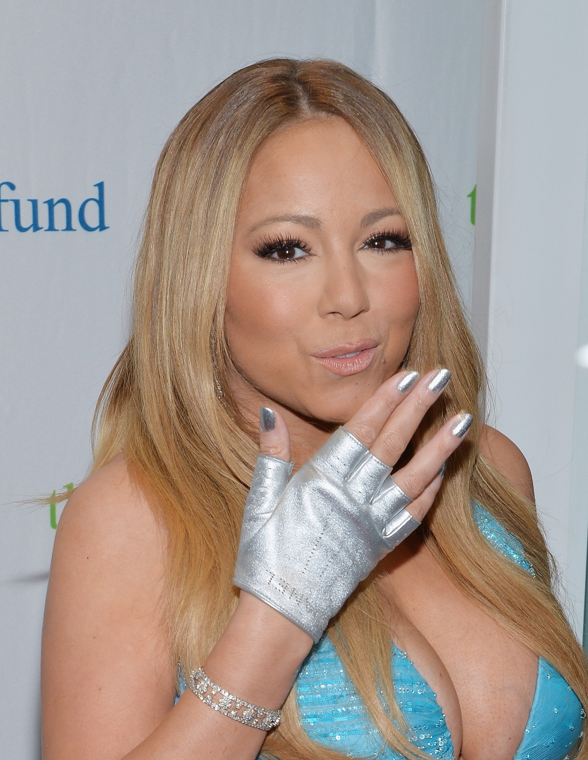 Mariah Carey at Fresh Air Fund Honoring - Photo Mariah Carey 2016