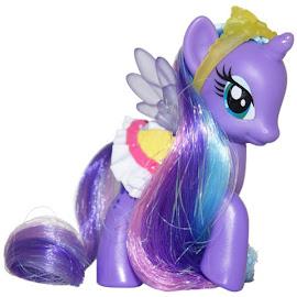 My Little Pony Canterlot Castle Princess Luna Brushable Pony