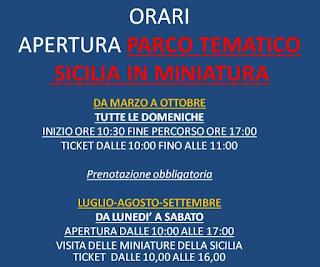 Calendario Sicilia in Miniatura 2017