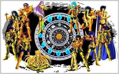 Anime estrellas caballeros del zodiaco las 12 casas - Casas del zodiaco ...