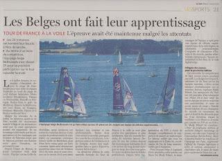 L'équipe belge