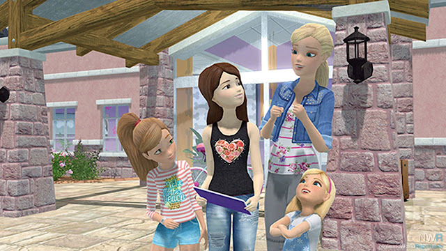 barbie and her sisters puppy rescue review