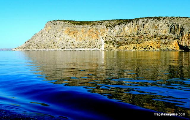 Mar Egeu, Grécia