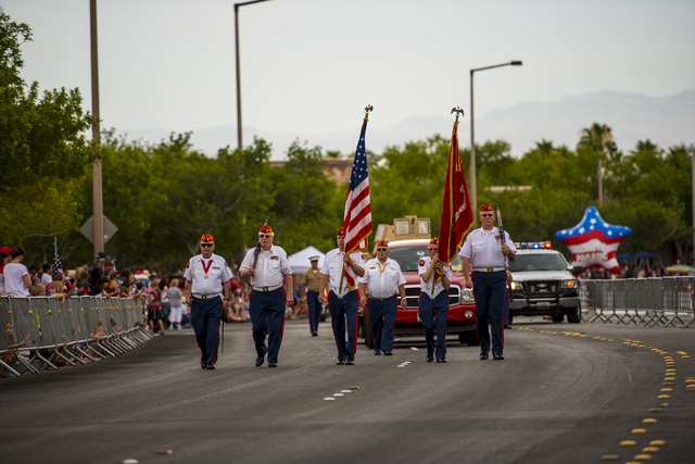 4th Of July 2017 Parades & Fireworks In Las Vegas, NV