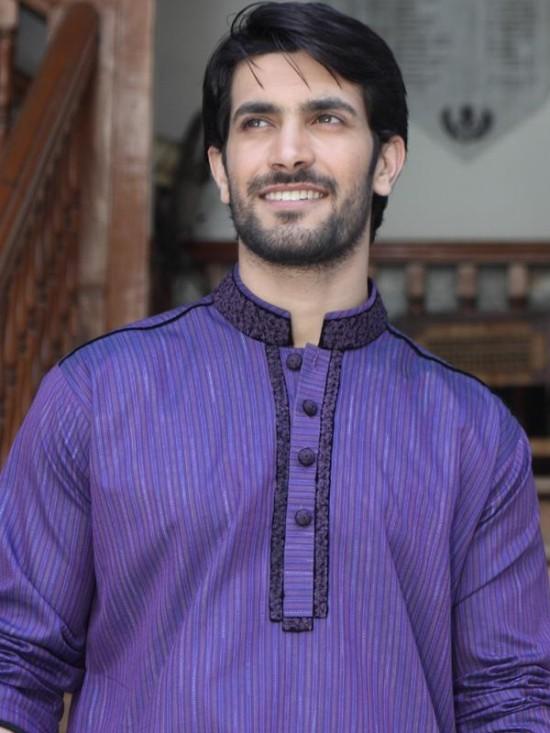 Fashion & Style: Indian-Pakistani Mens Wear Kurta-Shalwar ...