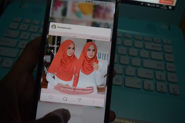 Hijab Style Untuk Traveling - Alenazara Hijab