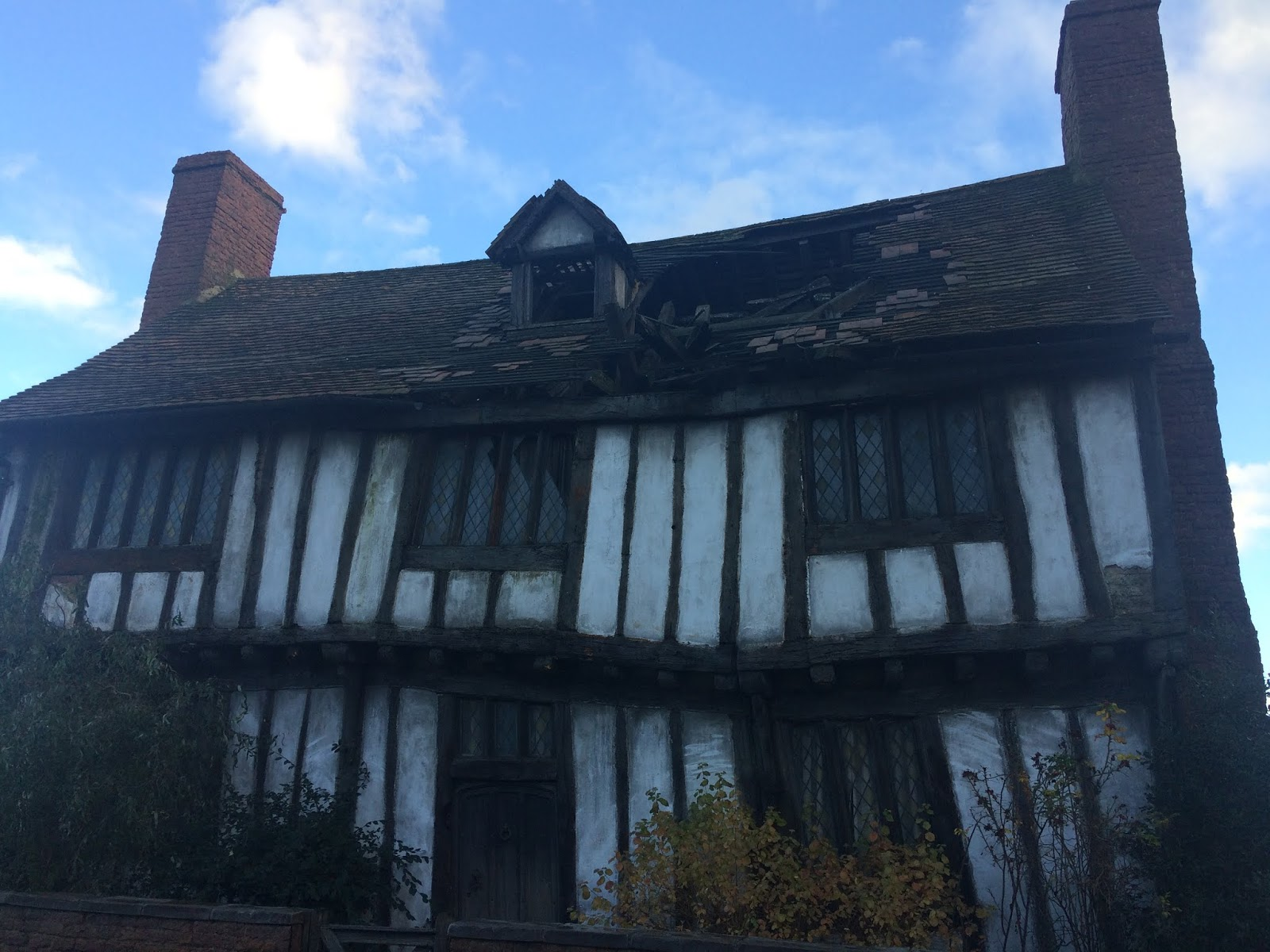 Godric's Hollow cottage