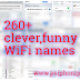 Best Wi Fi Names Funny, Cool, Clever, Geeky