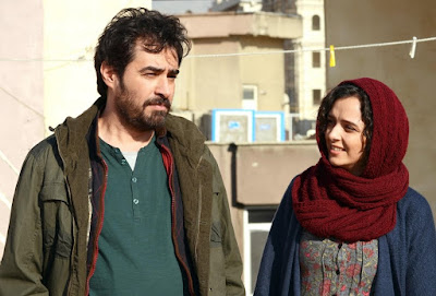 Shahab Hosseini and Taraneh Alidoosti in The Salesman (Forushande) (1)