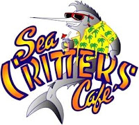 The Sea Critters Cafe on Pass-a-Grille Beach is a cosy and casual seafood restaurant with a large menu and boat dock