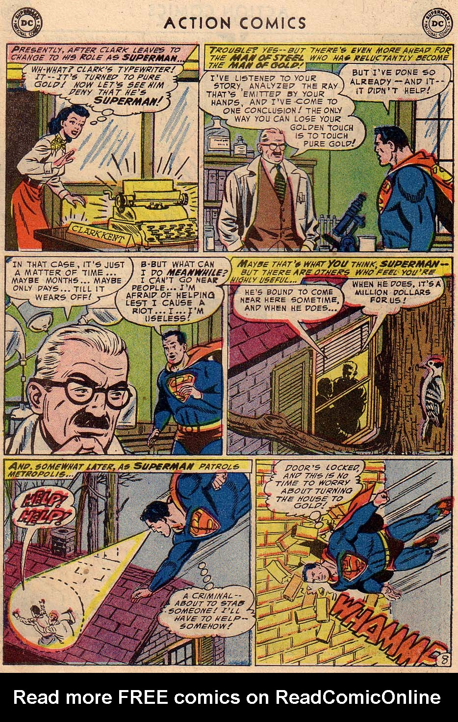 Action Comics (1938) 193 Page 9