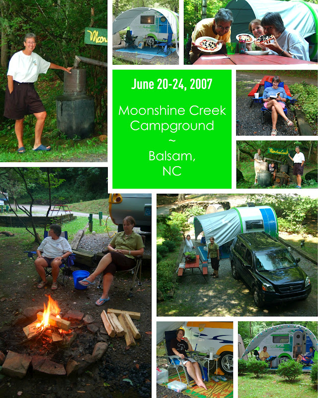 Splasht B Stories My First Camping Season