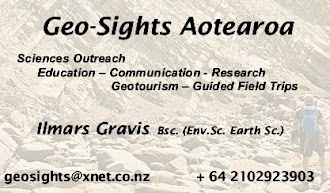 Supported by Geo-Sights Aotearoa