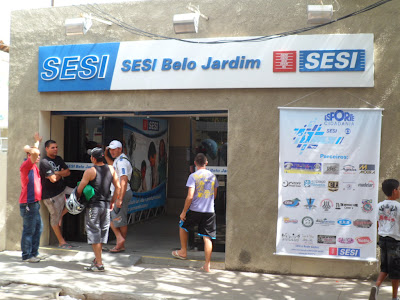Resultado de imagem para Sesi em Belo Jardim