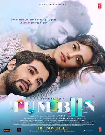 Poster Of Tum Bin 2 2016 Hindi 720p HDRip x264 Watch Online Free Download downloadhub.in