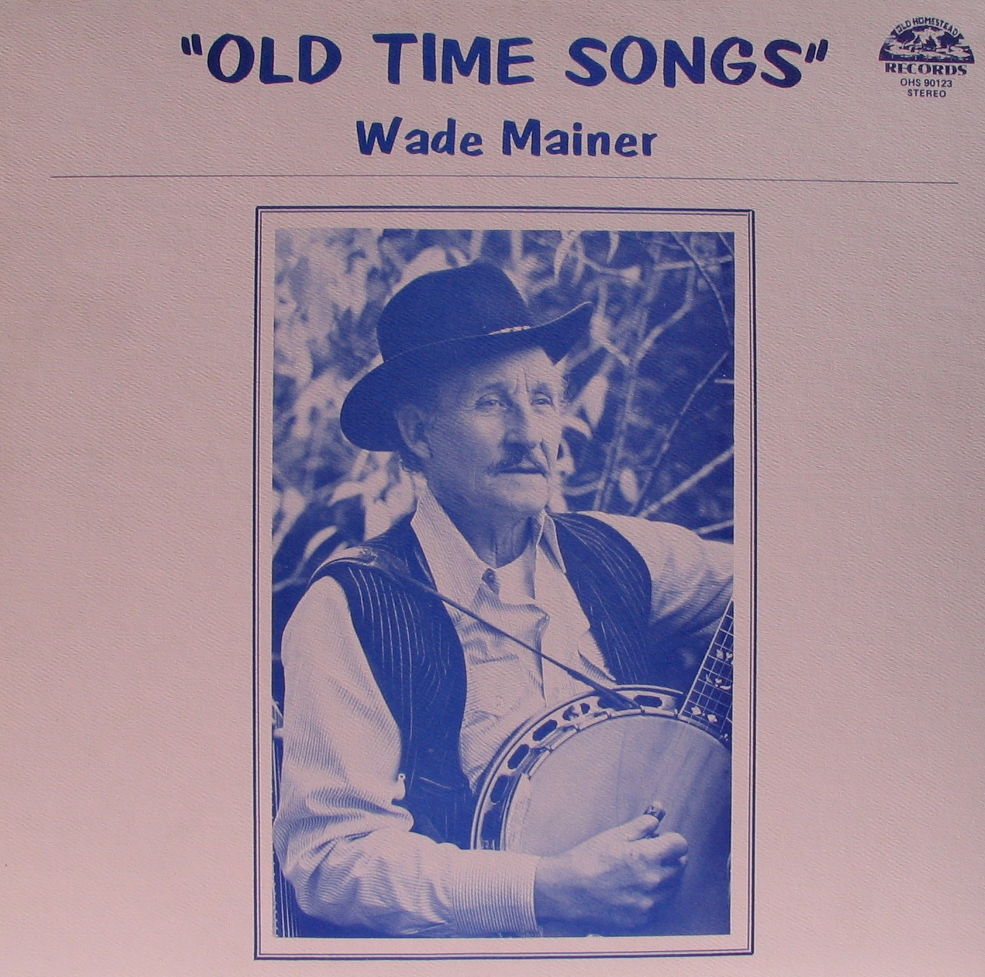 Allen`s archive of early and old country music : Wade Mainer - Old