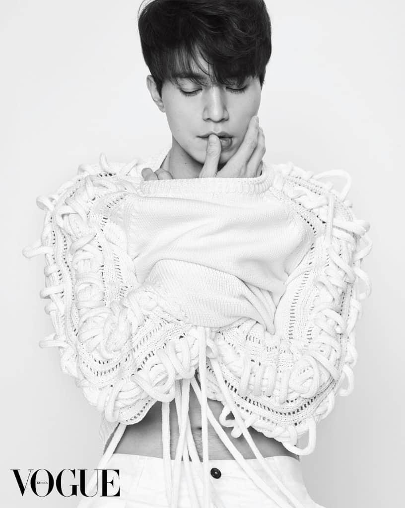 李棟旭-VOGUE KOREA-黑白風格畫報