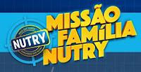 Promoção Missão Família Nutry www.promocaofamilianutry.com.br