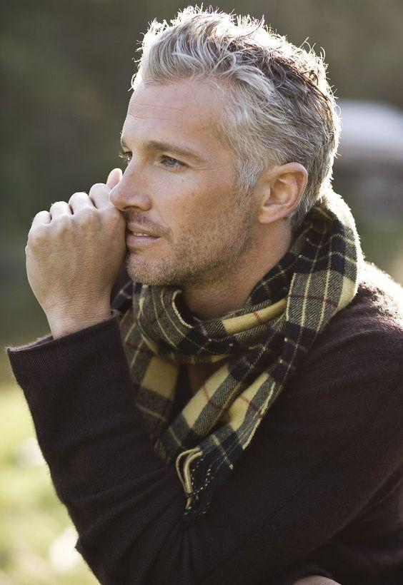 aqu las mejores imgenes de modernos cortes de pelo para hombres con canascomo fuente de inspiracin