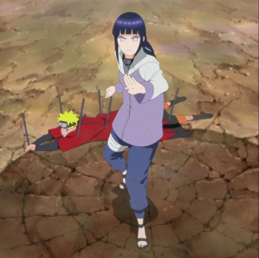 Hinata VS Sakura: The Winner is Obviously Hinata  (my