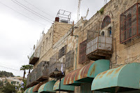 Settler Houses in Hebron