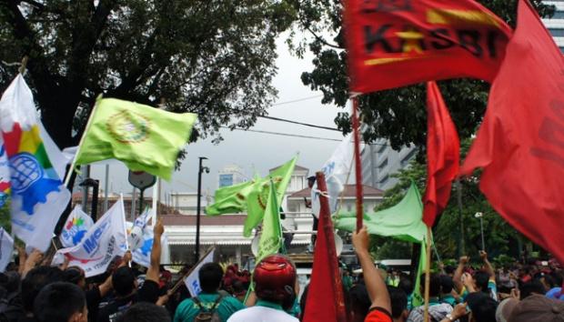 Kecewa UMP DKI 2018, KSPI Akan Cabut Dukungan untuk Anies-Sandi