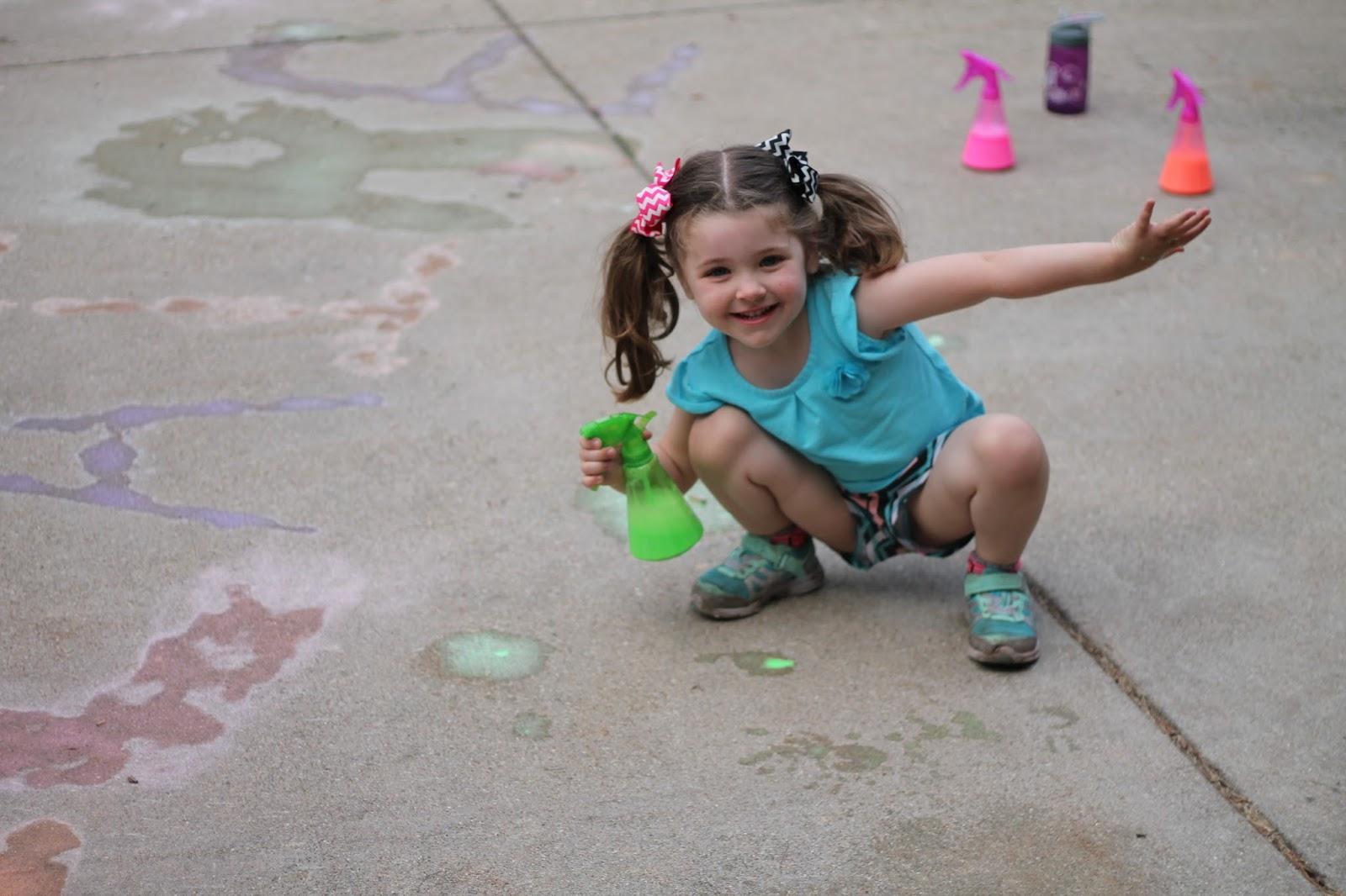 I Do Declaire Make Your Own Chalk Spray