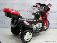 5 Motor Mainan Aki Pliko PK9088 Top Racer